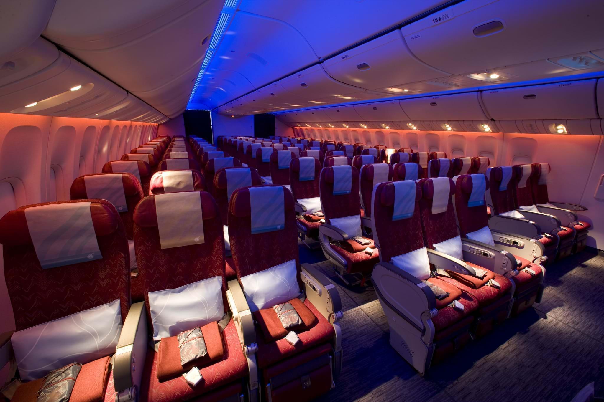 Qatar Airways Booking