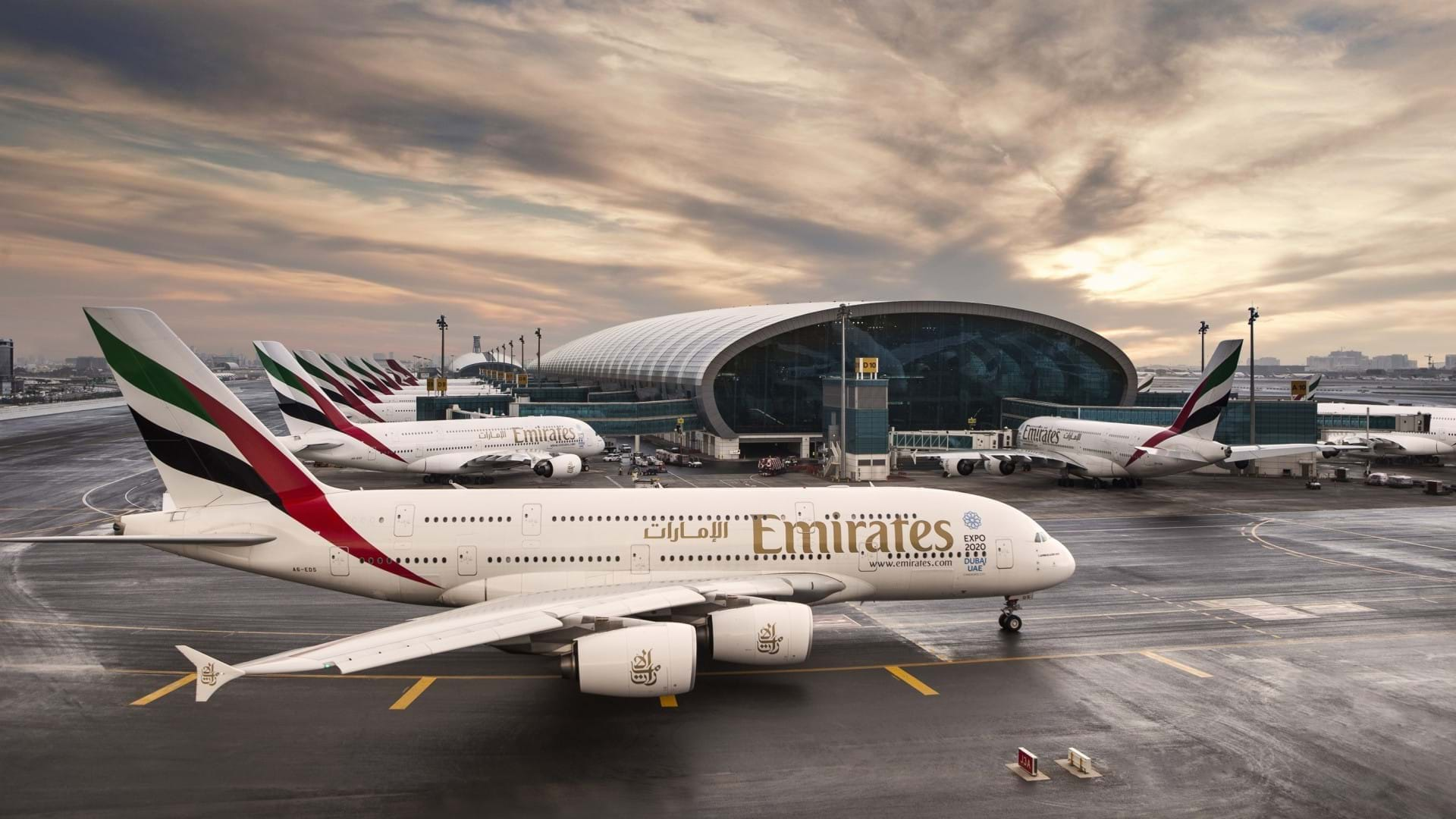 Emirates Airlines Online Booking