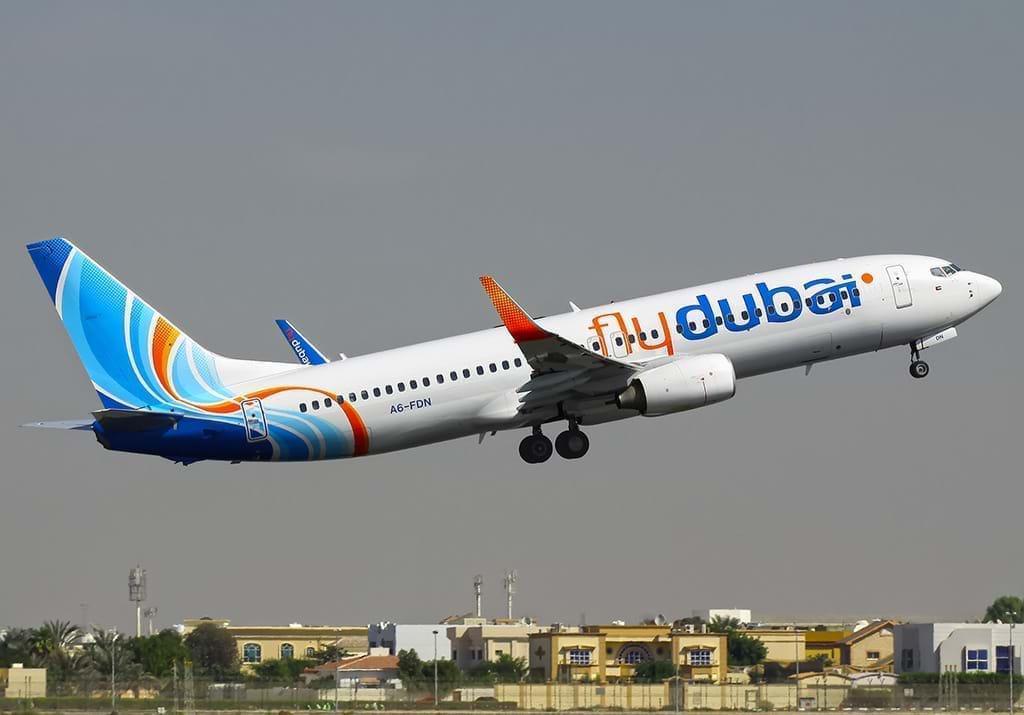 Flydubai Booking