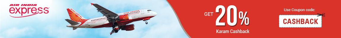 Air India Express Booking