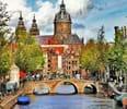 Kuwait to Amsterdam Flights