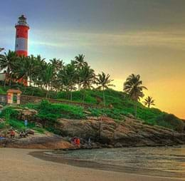 Cheap Flights to Trivandrum