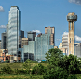 Cheap Flights to Dallas
