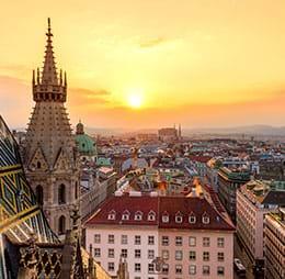 Flights to Vienna