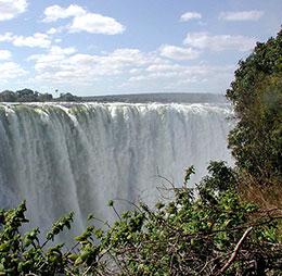 Cheap Flights to Victoria Falls