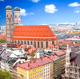 Flights to Munich