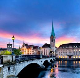 Cheap Flights to Zurich
