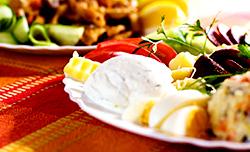 Food in Alexandria