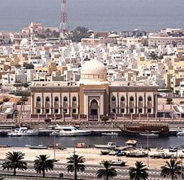 Flights to Sharjah